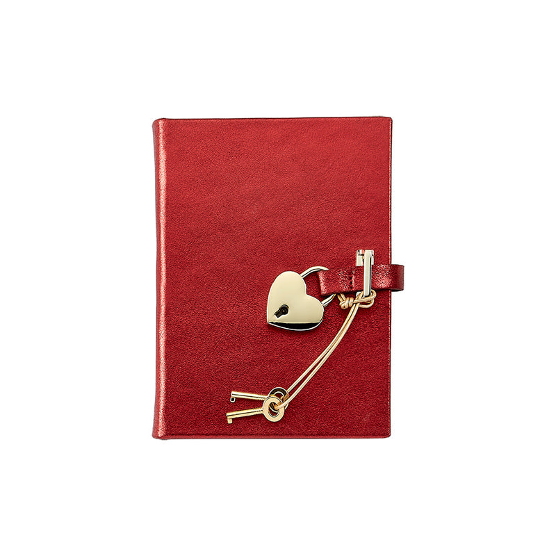 Small Heart Lock Diary
