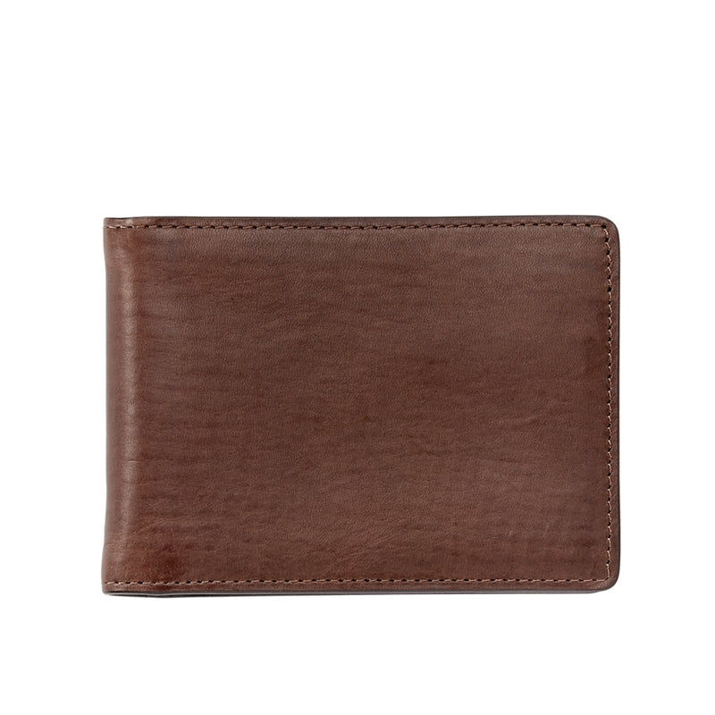 Brown Slim Wallet