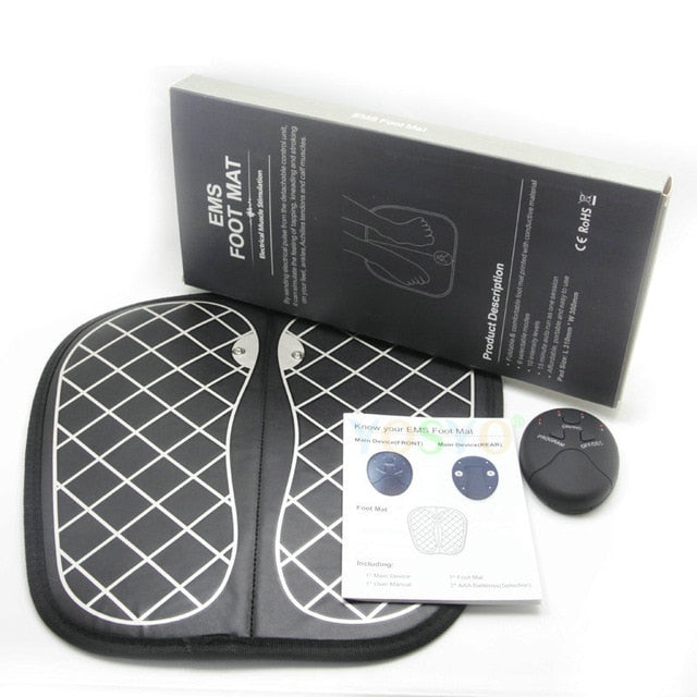 Electric Foot Massager Pad