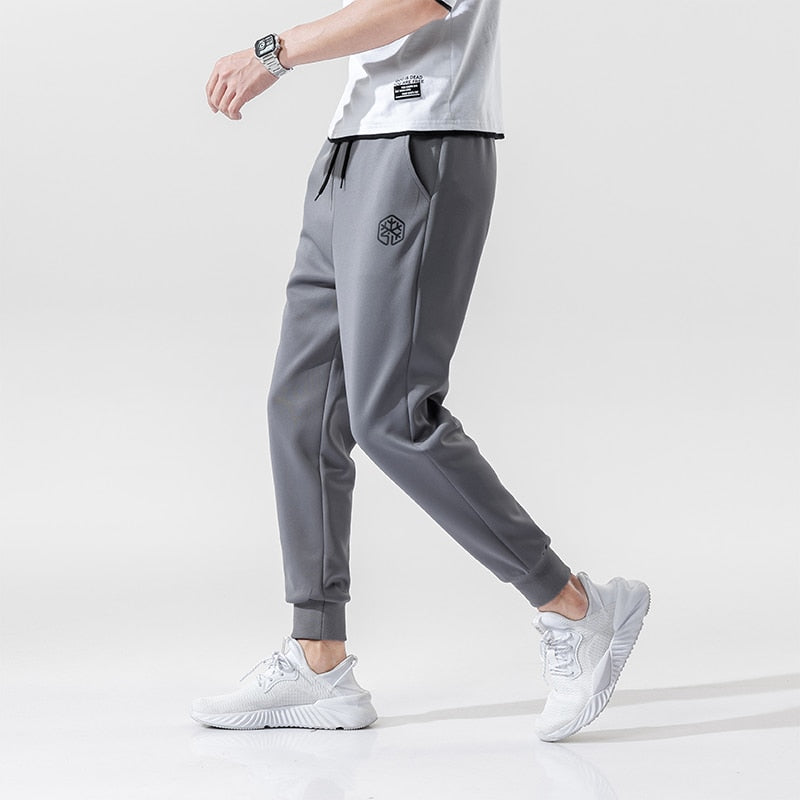 Men's Fitness Casual Elastic Pants