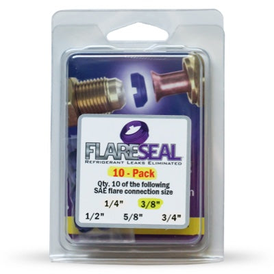 """3/8"""" Flare Seal Value 10 Pack"""