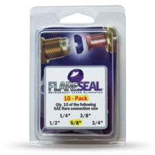 """5/8"""" Flare Seal Value 10 Pack"""