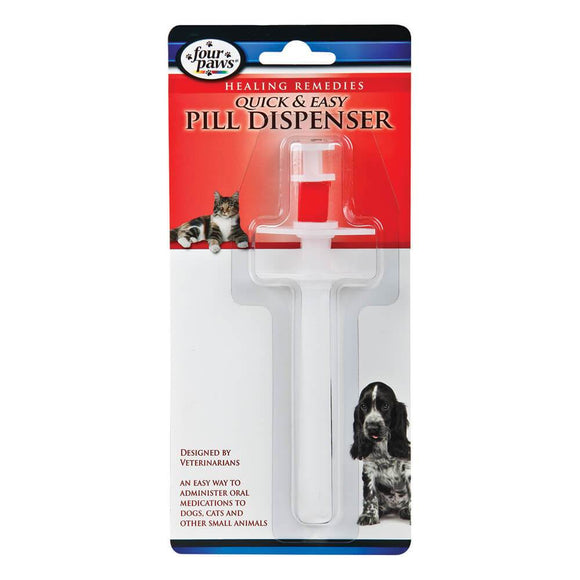 Four Paws® Quick and Easy Pill Dispenser