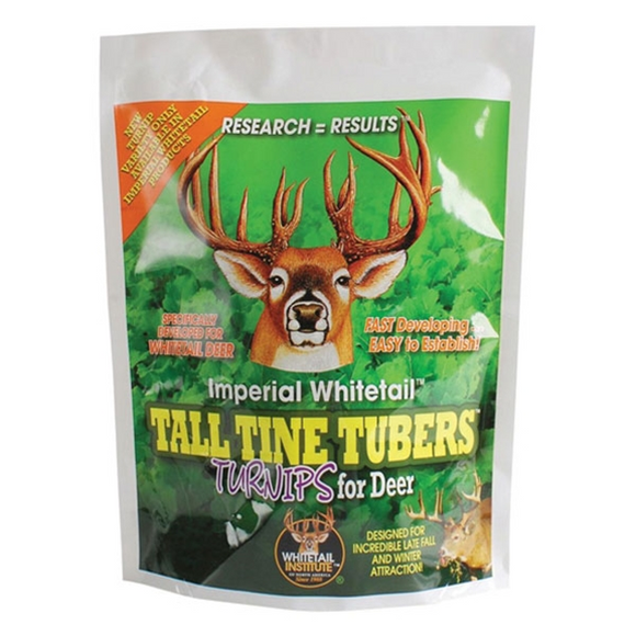 IMPERIAL WHITETAIL TALL TINE TUBERS TURNIPS FOR DEER