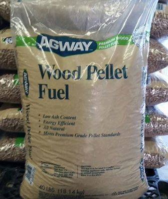 Wood Pellet Fuel - Hardwood