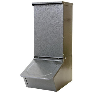LITTLE GIANT SINGLE DOOR HOG FEEDER GALVANIZED