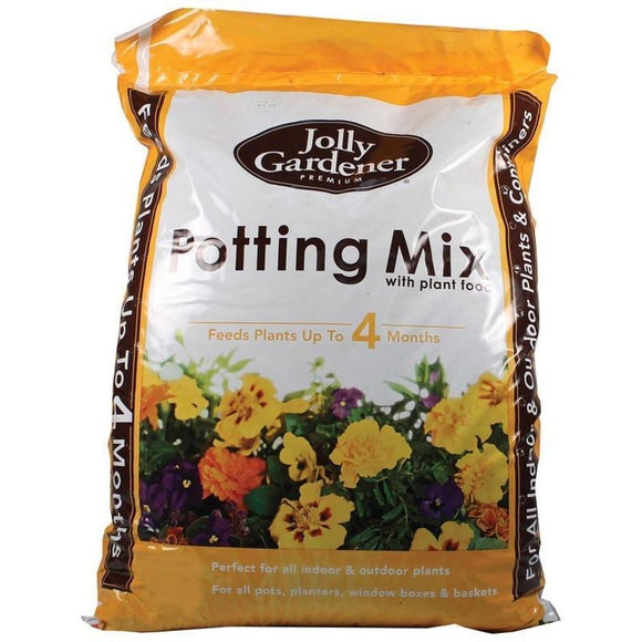 Jolly Gardener Premium Potting Mix