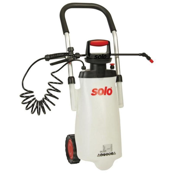SOLO ROLLING TROLLEY SPRAYER