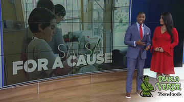 ABC CHANNEL 13 - SALSA FOR A CAUSE