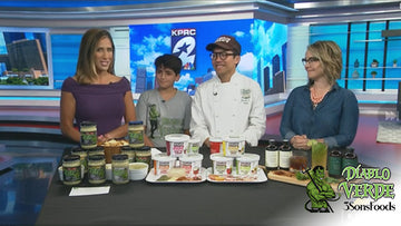 KPRC CHANNEL 2 - H-E-B ON HUNT FOR BEST PRODUCTS IN TEXAS