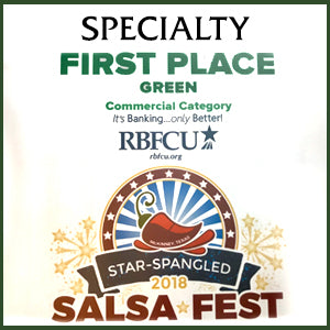 1ST PLACE- SPECIALTY