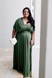 Infinity Dress Plus Size Long