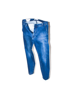 Sharp Dressed Denim: Blu Notte