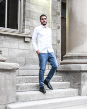 Load image into Gallery viewer, Sharp Dressed Denim: Cielo Sereno