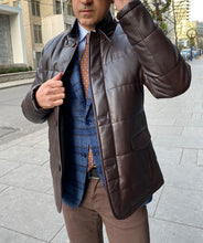 Load image into Gallery viewer, A Courteous Man: Passeggiata Leather Jacket