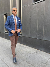 Load image into Gallery viewer, A Courteous Man: Lucciola Blu Blazer