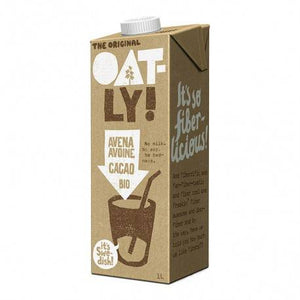 Bebida avena chocolate OATLY 1 l BIO
