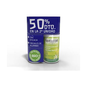 Desodorante roll-on citrus WELEDA 50 ml