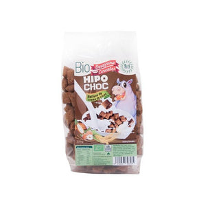 Cereales hipo choc rellenos chocolate SOL NATURAL 250 gr BIO
