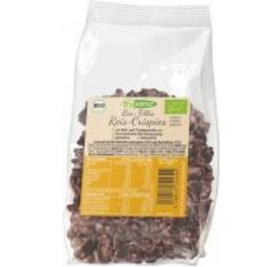 PACK 10 CRISPIES ARROZ CON CHOCOLATE SIN FRUCTOSA FRUSANO TU VIDA HEALTHY