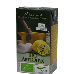 Mayonesa ARTEOLIVA 3x125 ml BIO