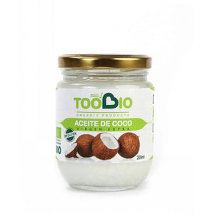Aceite coco TOO BIO 200 ml BIO - Tu Vida Healthy