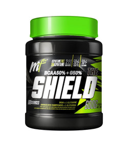 Aminoácidos THE SHIELD BCCA + Glutamina Varios Sabores 600 gr - Tu Vida Healthy