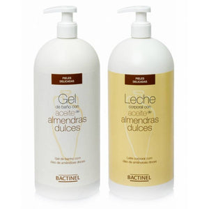 BACTINEL almendras leche 750 ml + Gel 750 ml - Tu Vida Healthy