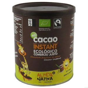 Cacao instant ALTERNATIVA 3 (400 gr) BIO - Tu Vida Healthy