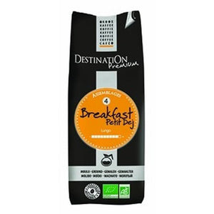 Cafe desayuno molido DESTINATION 250 gr - Tu Vida Healthy