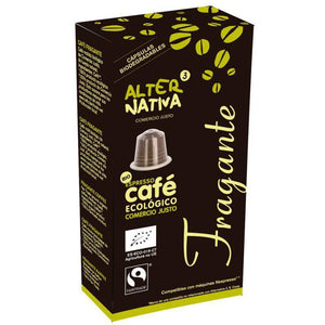 Cafe fragante ALTERNATIVA 3 (10 capsulas) BIO - Tu Vida Healthy