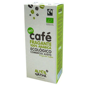 Cafe fragante molido ALTERNATIVA 3 (250 gr) BIO - Tu Vida Healthy