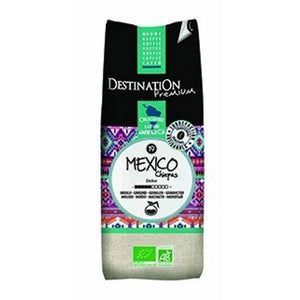 Cafe mexico chiapas molido DESTINATION 250 gr - Tu Vida Healthy