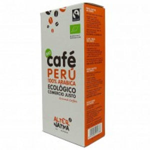 Cafe peru molido ALTERNATIVA 3 (250 gr) BIO - Tu Vida Healthy