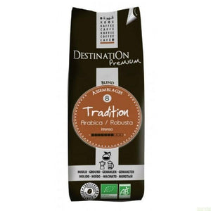 Cafe tradicion molido DESTINATION 250 gr - Tu Vida Healthy