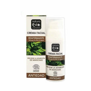Crema facial reafirmante NATURA BIO 50 ml - Tu Vida Healthy