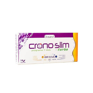 Crono slim turbo viales DRASANVI 14x10 ml - Tu Vida Healthy