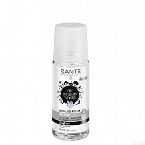 Desodorante roll-on mineral SANTE 50 ml - Tu Vida Healthy