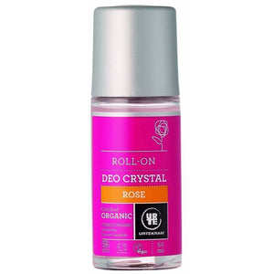Desodorante roll on rosa URTEKRAM 50 ml BIO - Tu Vida Healthy