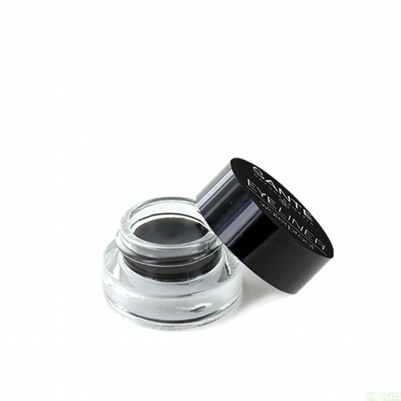 Eyeliner waterproof 01 stay SANTE - Tu Vida Healthy