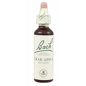 FLOR BACH crab apple 20 ml Nº10 - Tu Vida Healthy