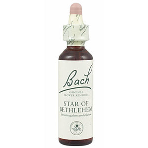 FLOR BACH star of bethlehem 20 ml Nº29 - Tu Vida Healthy