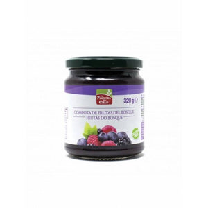 Mermelada frutos bosque FINESTRA 320 gr BIO - Tu Vida Healthy