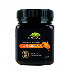 Miel manuka MGO300 REAL HEALTH 250 ml - Tu Vida Healthy