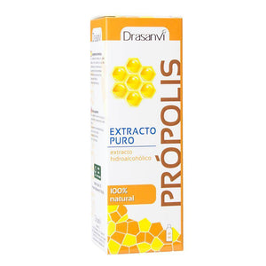 Propolis extracto puro c/alcohol DRASANVI 50 ml - Tu Vida Healthy