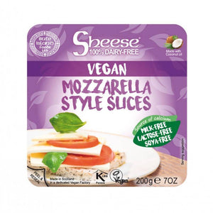 Queso mozzarela lonchas CHEESE 200 gr - Tu Vida Healthy