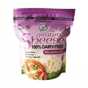 Queso mozzarella rallado CHEESE 200 gr - Tu Vida Healthy