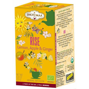 Rise SHOTIMAA 16 bolsas BIO - Tu Vida Healthy