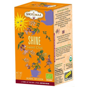 Shine SHOTIMAA 16 bolsas BIO - Tu Vida Healthy