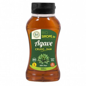 Sirope agave SOL NATURAL 500 ml BIO - Tu Vida Healthy